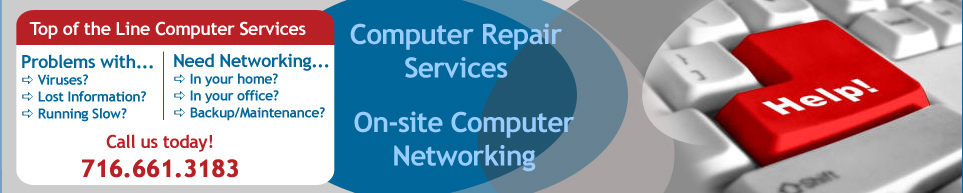 Computer Repair and Networking